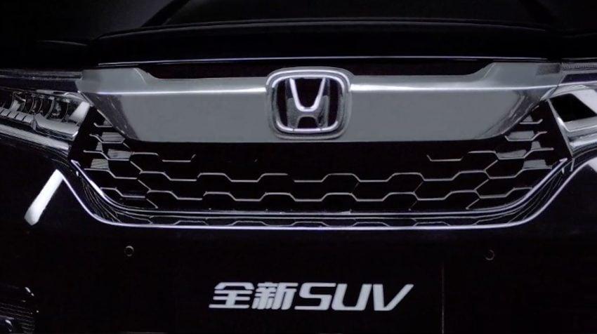 Honda Avancier SUV dilancarkan di China – 2.0T, 9AT Image #483064