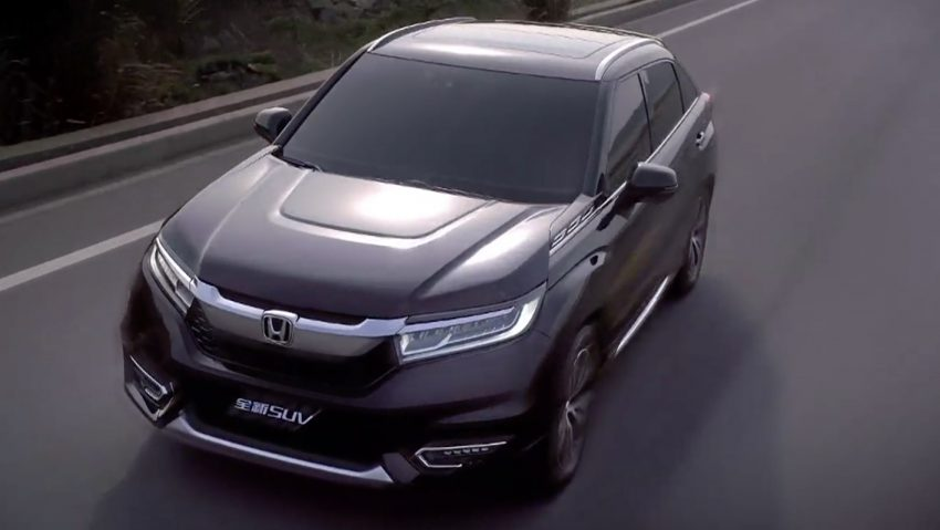 Honda Avancier SUV dilancarkan di China – 2.0T, 9AT Image #483072