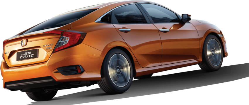 Honda Civic launched in China with 1.5 litre turbo mill Image #477135