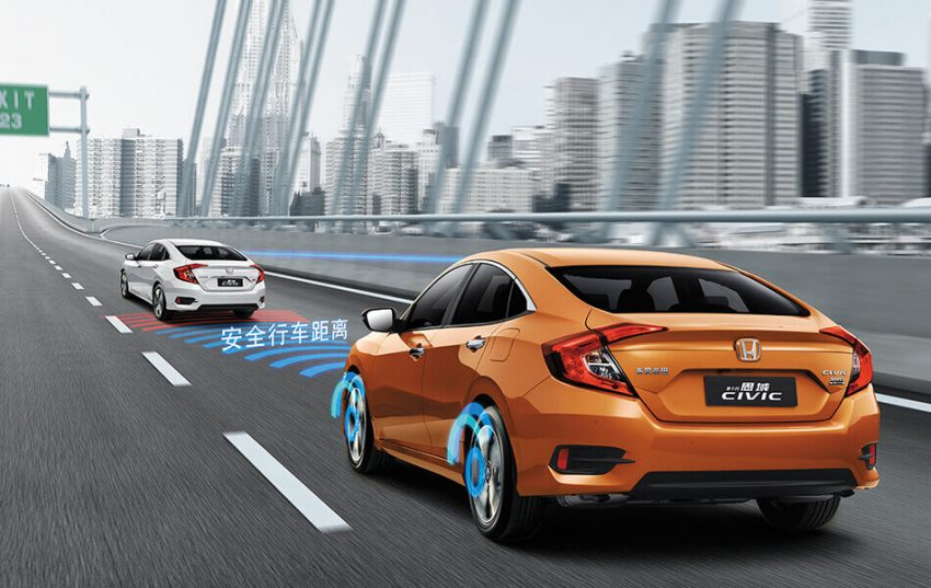 Honda Civic launched in China with 1.5 litre turbo mill Image #477119