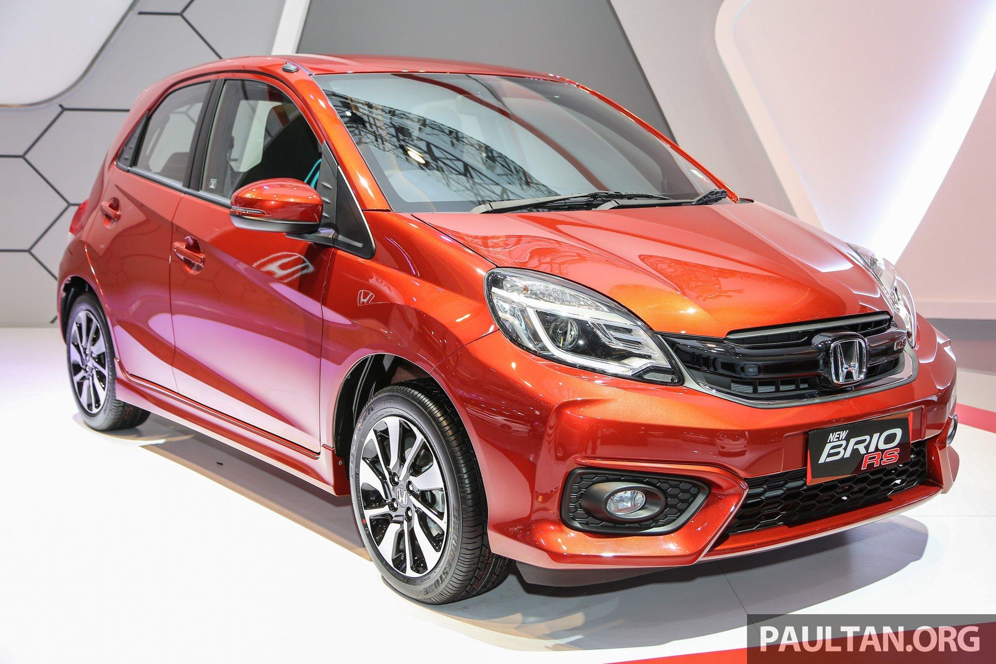 Honda Brive : iims 2016 honda brio satya facelift new rs variant ~ Gottalentnigeria.com Avis de Voitures