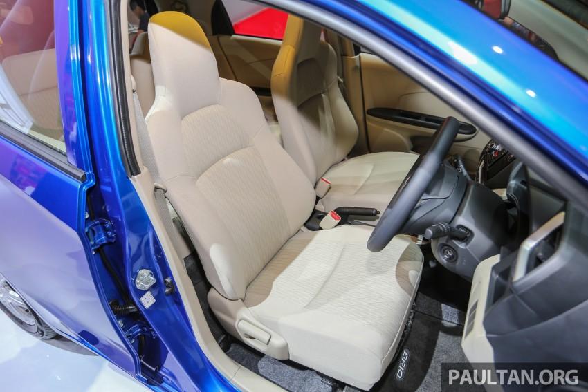 IIMS 2016: Honda Brio Satya facelift, new RS variant Image #473410