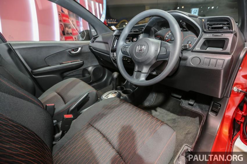 IIMS 2016: Honda Brio Satya facelift, new RS variant Image #473416