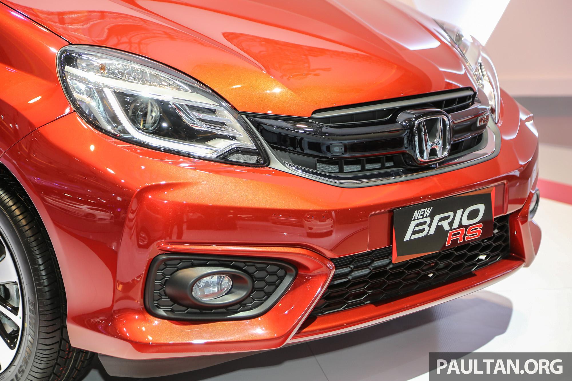 Back to Story: IIMS 2016: Honda Brio Satya facelift, new RS variant
