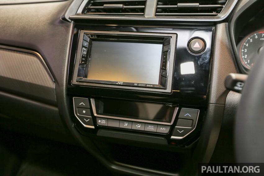 IIMS 2016: Honda Brio Satya facelift, new RS variant Image #473420