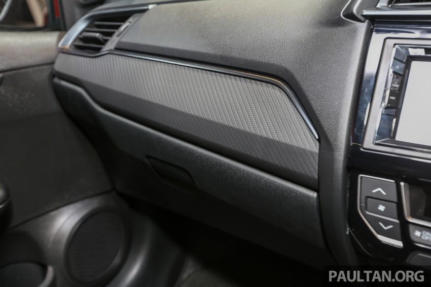 IIMS 2016: Honda Brio Satya facelift, new RS variant Image #473421