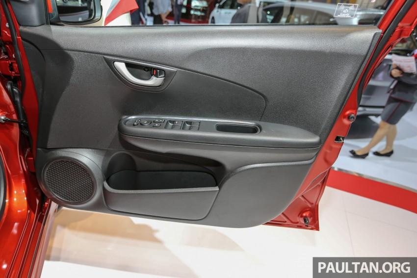 IIMS 2016: Honda Brio Satya facelift, new RS variant Image #473426