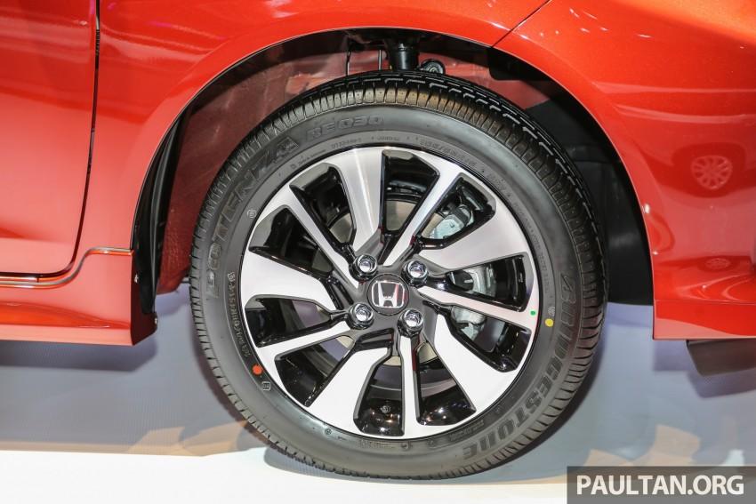 IIMS 2016: Honda Brio Satya facelift, new RS variant Image #473198