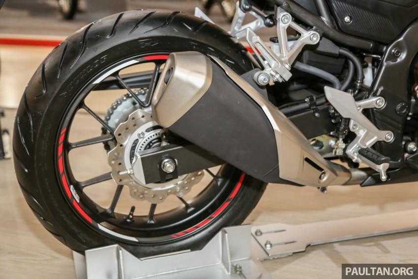 IIMS 2016: Honda CBR500R – entry-level middleweight Image #475970