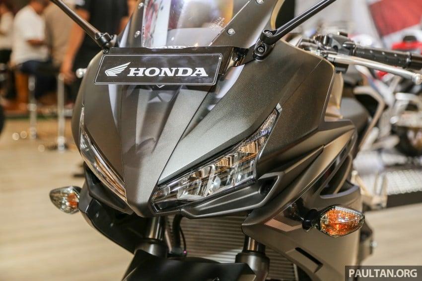 IIMS 2016: Honda CBR500R – entry-level middleweight Image #475972