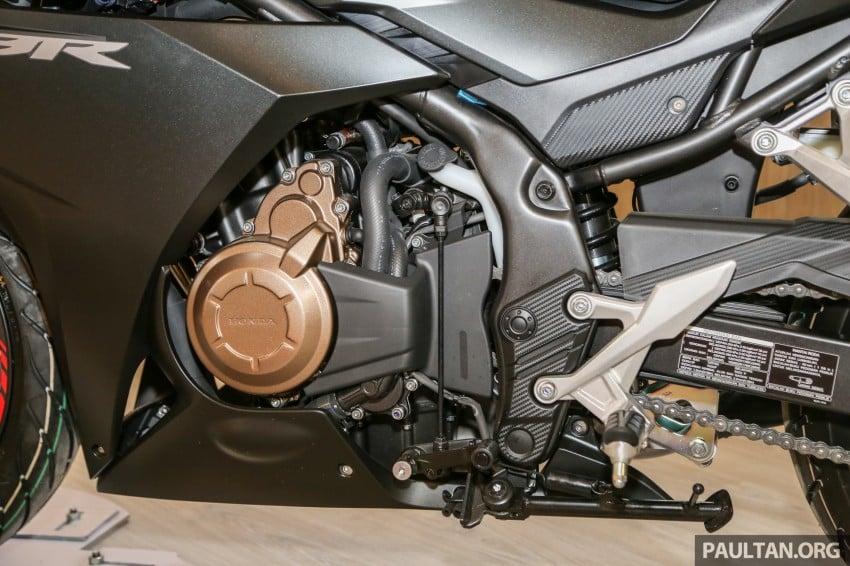 IIMS 2016: Honda CBR500R – entry-level middleweight Image #475973