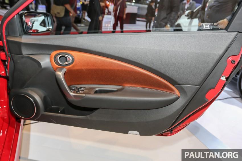 IIMS 2016: Honda CR-Z facelift – hybrid coupe lives on Image #473697