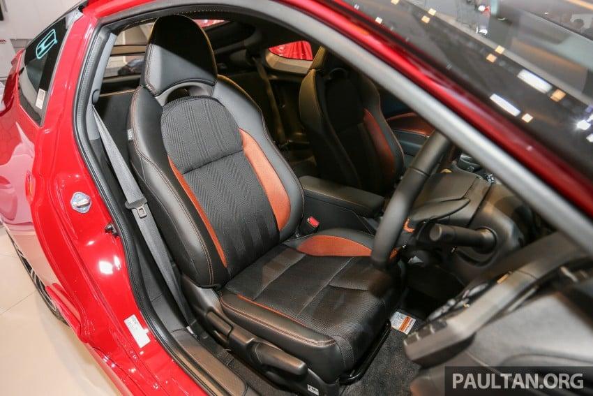 IIMS 2016: Honda CR-Z facelift – hybrid coupe lives on Image #473699