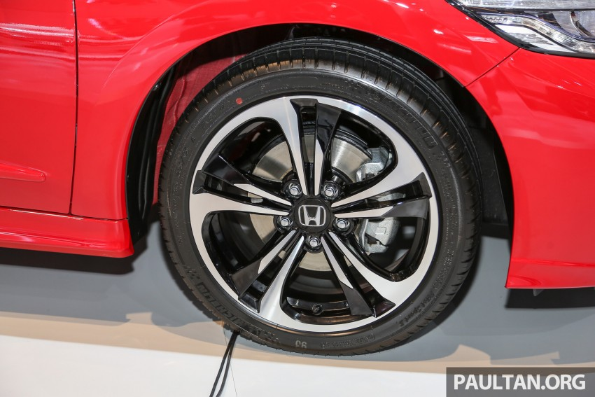 IIMS 2016: Honda CR-Z facelift – hybrid coupe lives on Image #473689