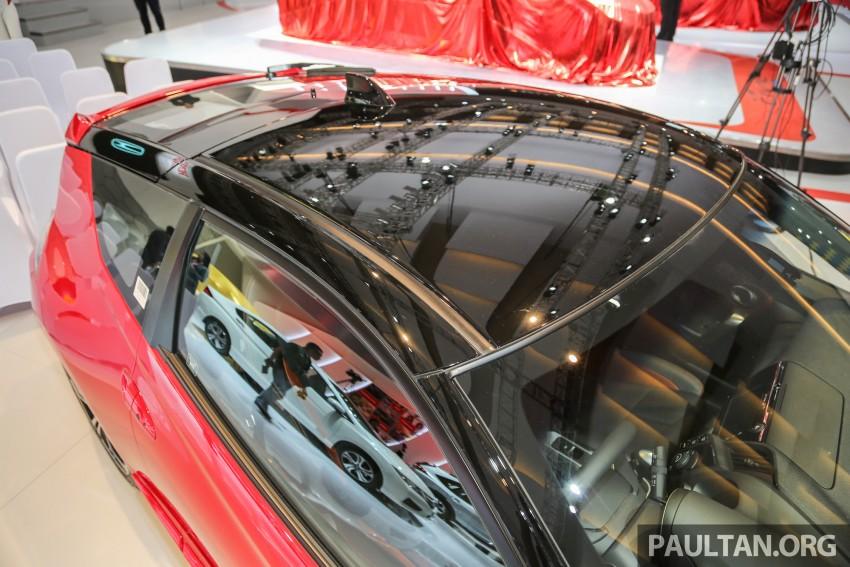 IIMS 2016: Honda CR-Z facelift – hybrid coupe lives on Image #473691