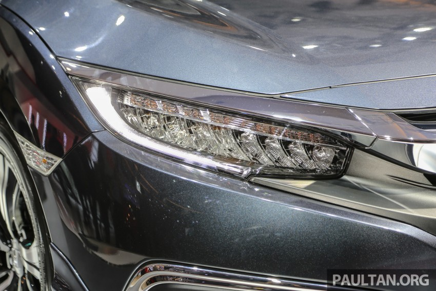 IIMS 2016: New Honda Civic launched, 1.5L Turbo only Image #473473