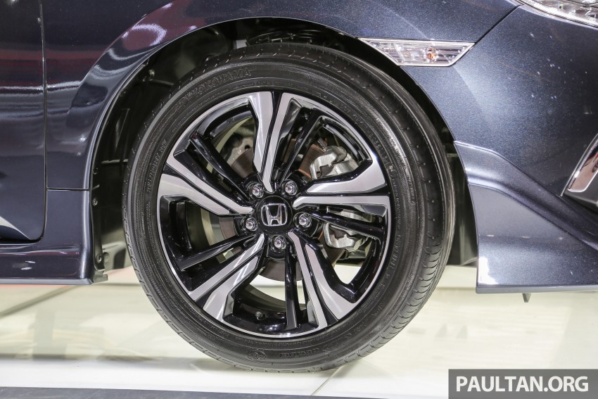 IIMS 2016: New Honda Civic launched, 1.5L Turbo only Image #473476