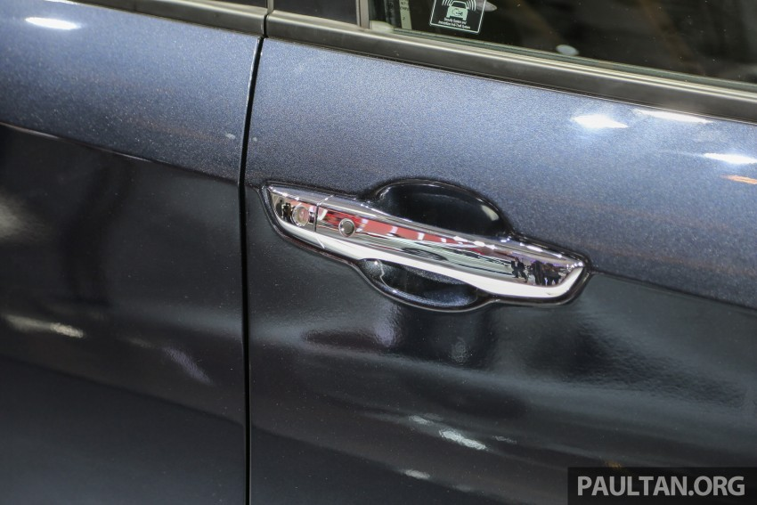 IIMS 2016: New Honda Civic launched, 1.5L Turbo only Image #473478