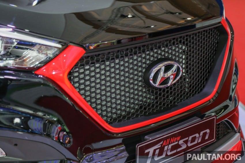 GALLERY: Hyundai Tucson customised at IIMS 2016 Image #474763