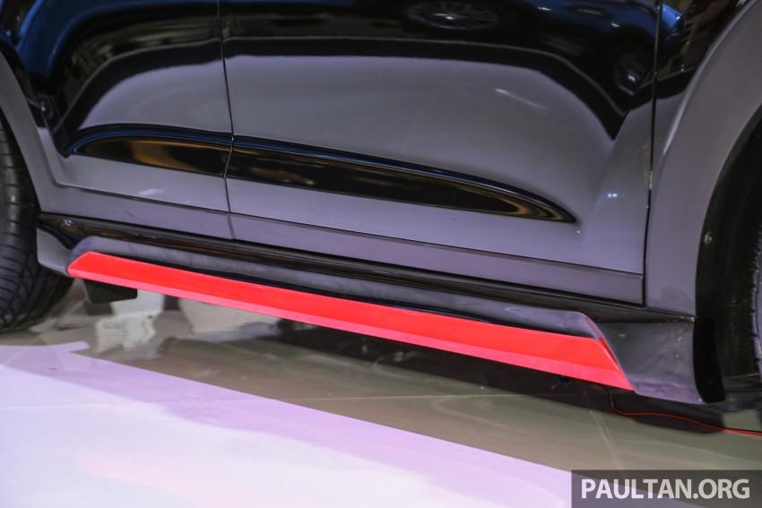 GALLERY: Hyundai Tucson customised at IIMS 2016 Image #474767