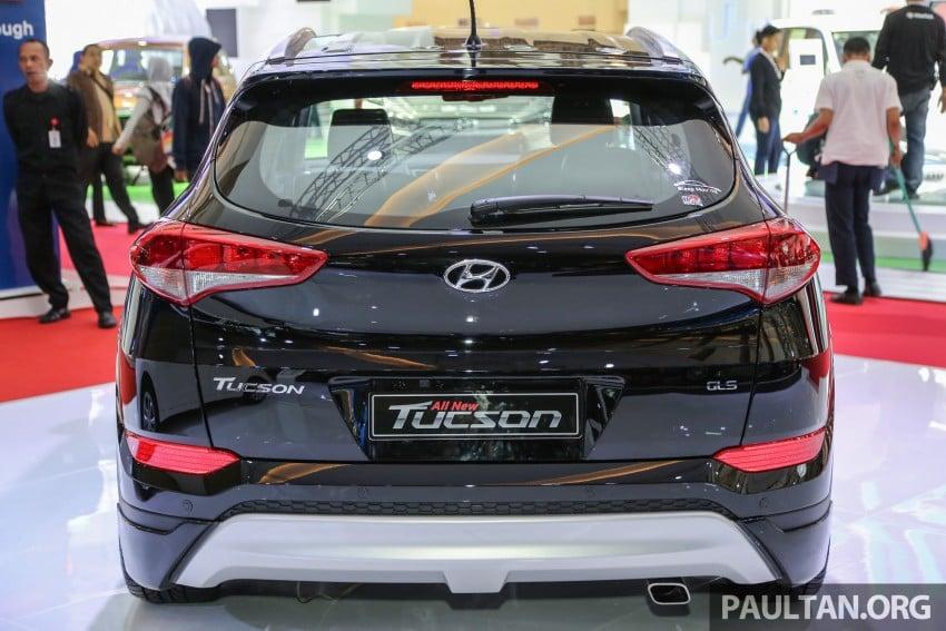 GALLERY: Hyundai Tucson customised at IIMS 2016 Image #474769