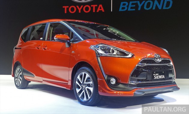 IIMS Toyota Sienta 5