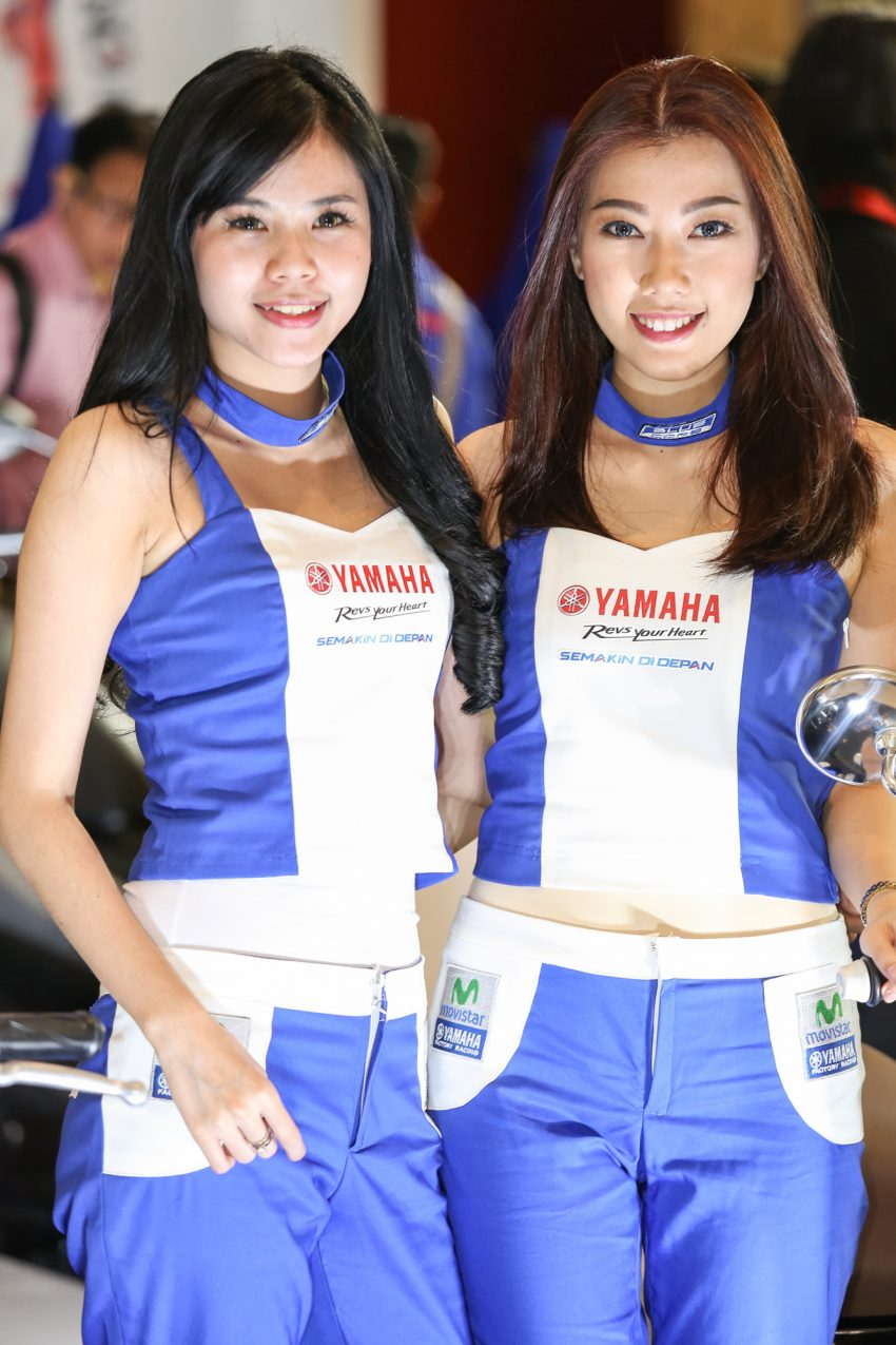 IIMS 2016: It's just not complete without the ladies Image #480536