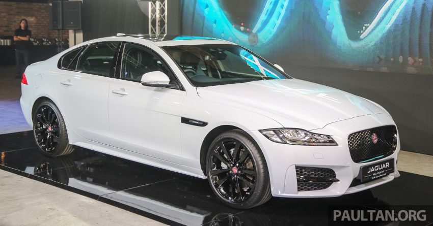 2016 Jaguar XF launched in Malaysia, from RM450k Image #484115