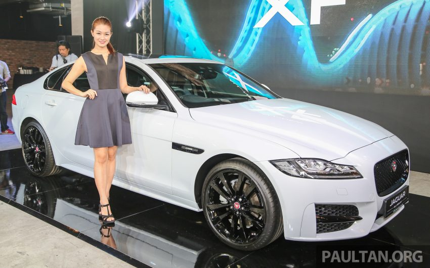 2016 Jaguar XF launched in Malaysia, from RM450k Image #484116