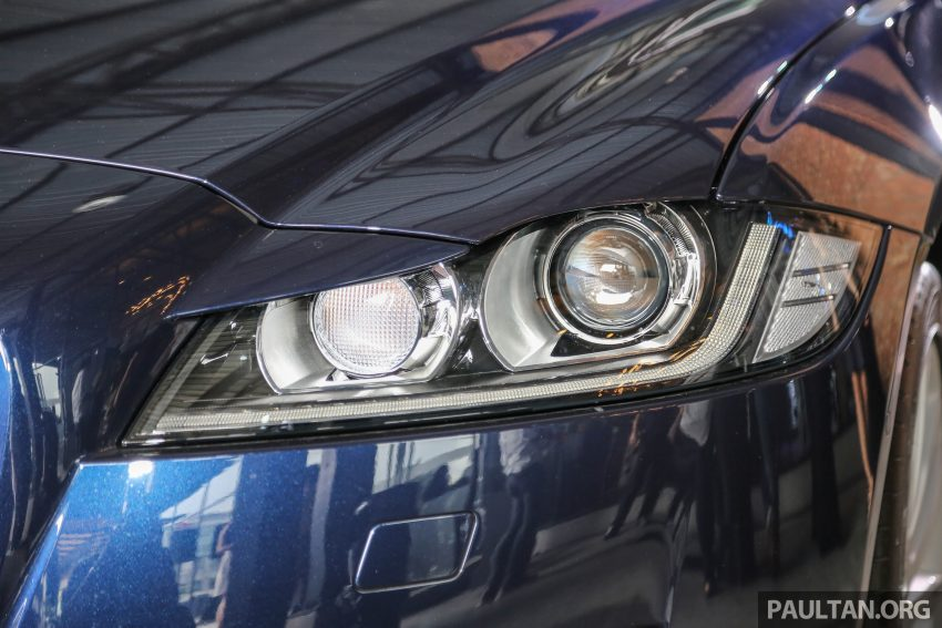 2016 Jaguar XF launched in Malaysia, from RM450k Image #484405
