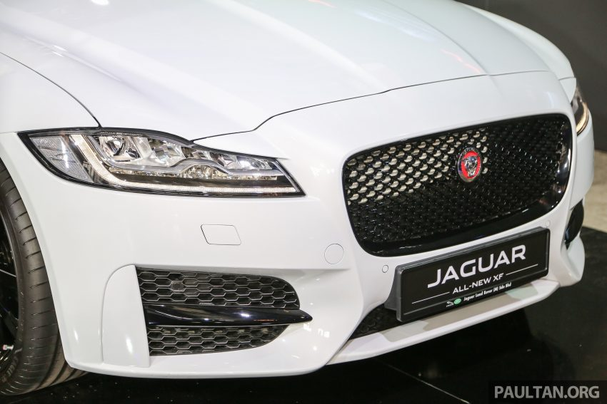 2016 Jaguar XF launched in Malaysia, from RM450k Image #484321