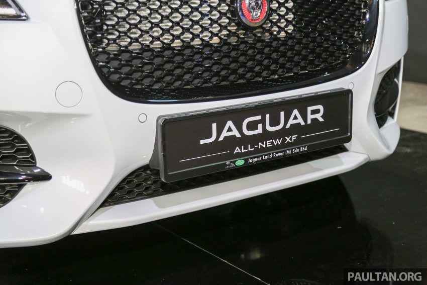 2016 Jaguar XF launched in Malaysia, from RM450k Image #484326