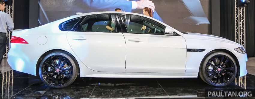 2016 Jaguar XF launched in Malaysia, from RM450k Image #484327