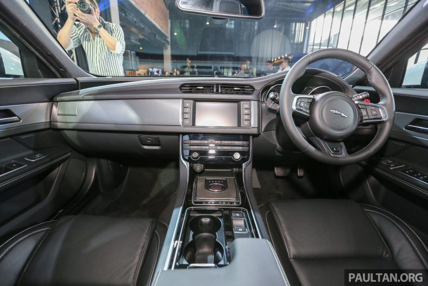 2016 Jaguar XF launched in Malaysia, from RM450k Image #484391