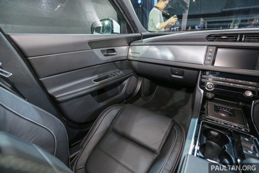 2016 Jaguar XF launched in Malaysia, from RM450k Image #484392