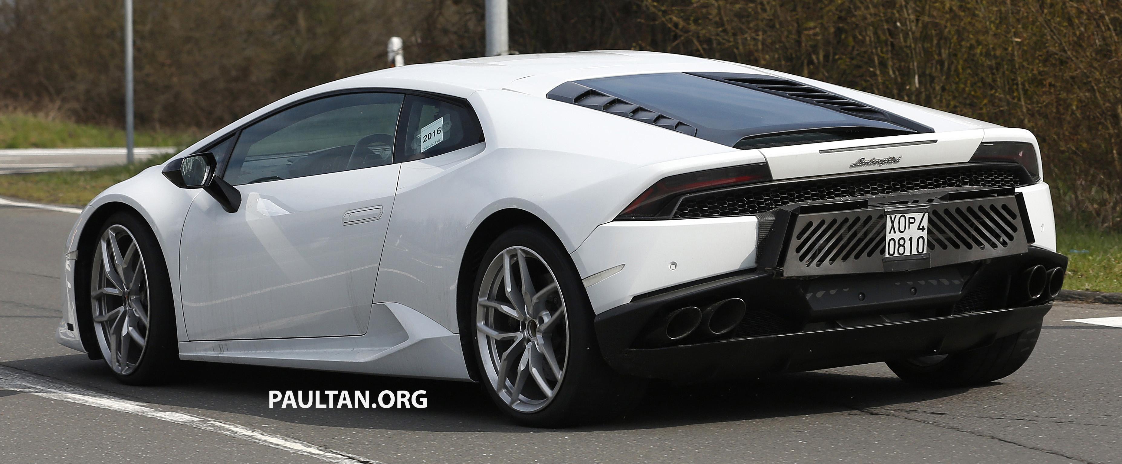 Spied Lamborghini Huracan Superleggera Testing Paul Tan Image 478170