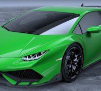 Lamborghini Huracan factory aero kit-01