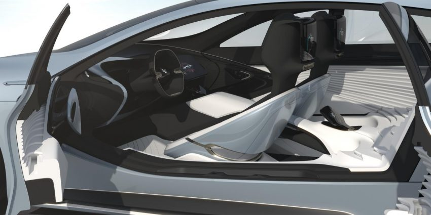VIDEO: LeEco LeSEE concept, a China Tesla rival Image #480907