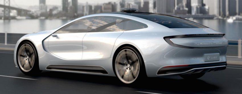 VIDEO: LeEco LeSEE concept, a China Tesla rival Image #480913
