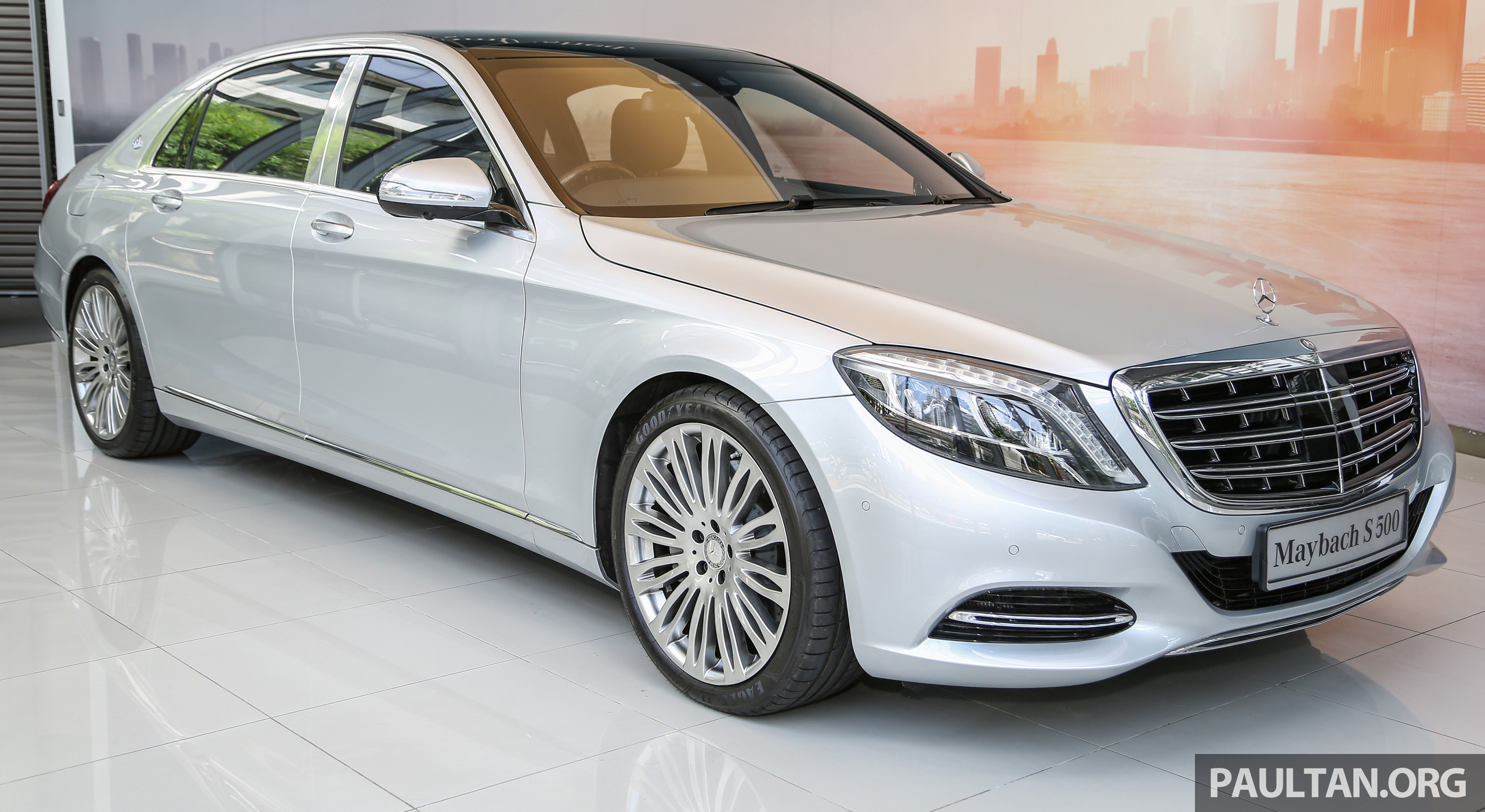 gallery mercedes maybach s500 live in malaysia. Black Bedroom Furniture Sets. Home Design Ideas
