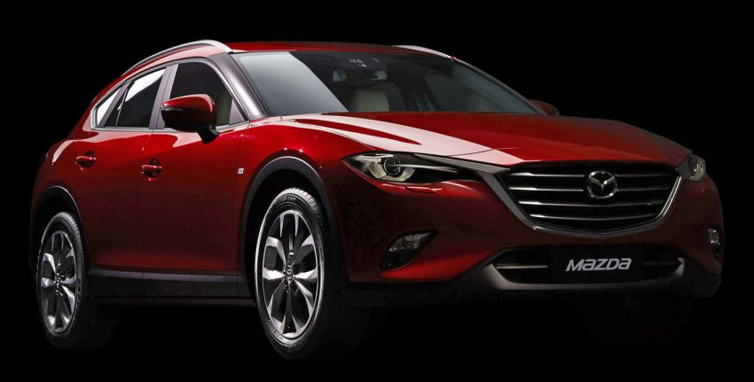 Mazda CX-4 officially goes live at Beijing Auto Show Image #483230