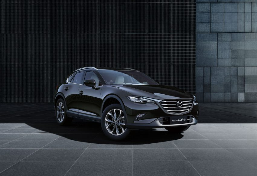 Mazda CX-4 officially goes live at Beijing Auto Show Image #483218