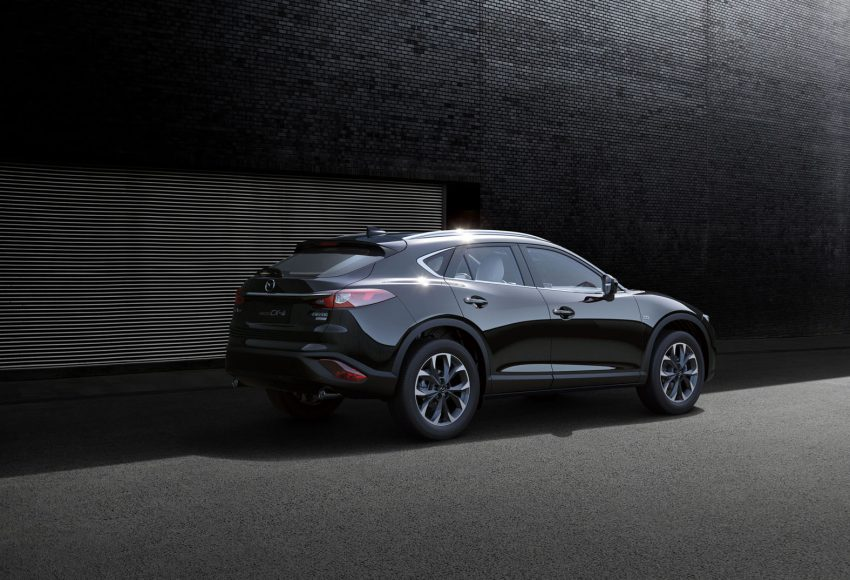 Mazda CX-4 officially goes live at Beijing Auto Show Image #483220
