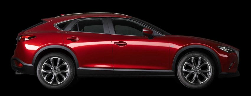 Mazda CX-4 officially goes live at Beijing Auto Show Image #483231