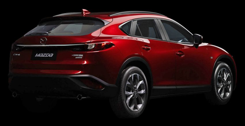 Mazda CX-4 officially goes live at Beijing Auto Show Image #483232