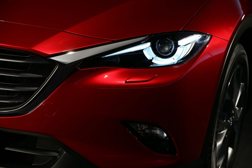 Mazda CX-4 officially goes live at Beijing Auto Show Image #483211