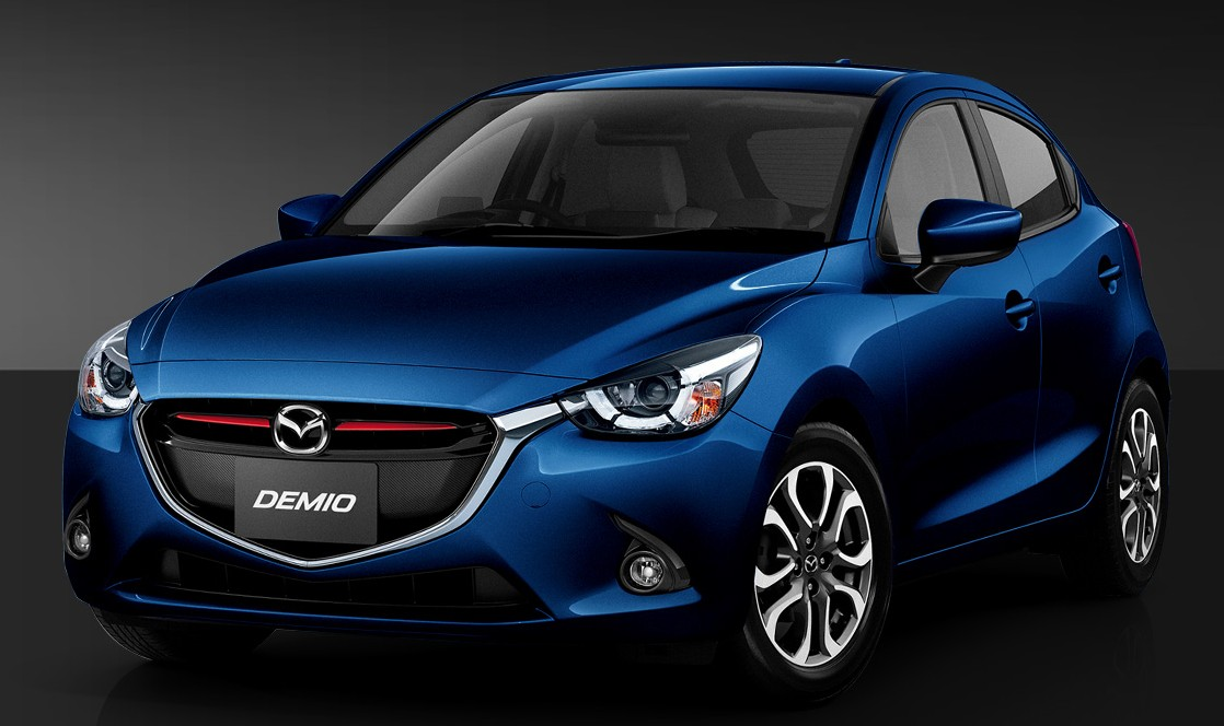 2016 Mazda 2 Now Available In Four Additional Colours