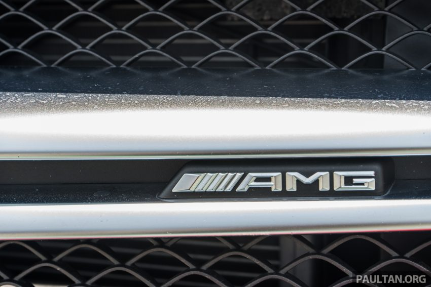 DRIVEN: 2016 Mercedes-AMG A45 – more everything Image #480744