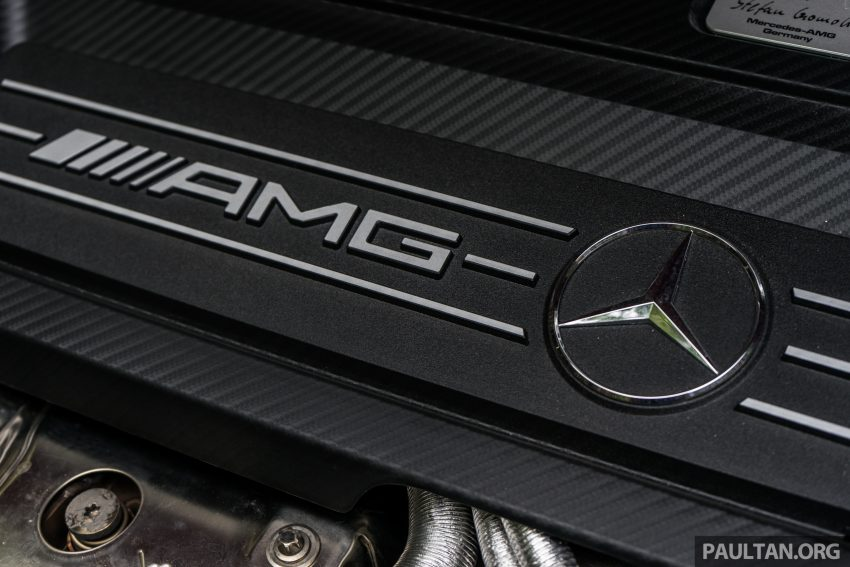 DRIVEN: 2016 Mercedes-AMG A45 – more everything Image #480772