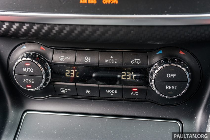 DRIVEN: 2016 Mercedes-AMG A45 – more everything Image #480790